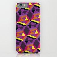 Chasing purple iPhone 6 Slim Case