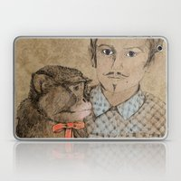 Monkey Laptop & iPad Skin