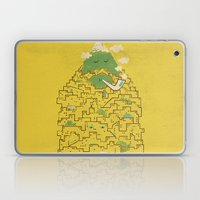 The Bearded City Laptop & iPad Skin