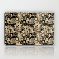 Tribute to Madge Gill - Outsider Artists Laptop & iPad Skin