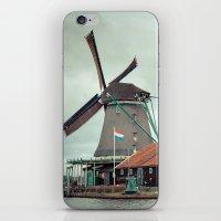 Mill Away iPhone & iPod Skin