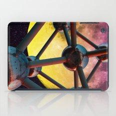 Atomium in space iPad Case