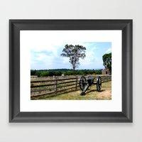 Gettysburg Framed Art Print