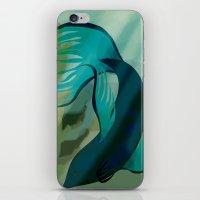 Percy The Beta iPhone & iPod Skin