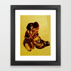 Amnity Framed Art Print