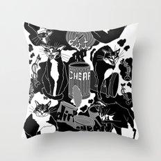 Dirt Cheap (2008) Throw Pillow