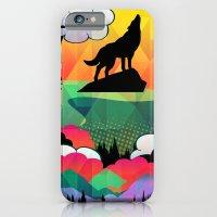 iPhone & iPod Case featuring dog by mark ashkenazi