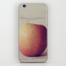 Be a Good One iPhone & iPod Skin