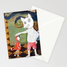 Little Red Riding Hood II Stationery Cards