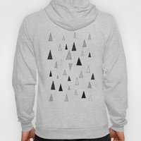 Raining Triangles Hoody