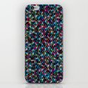 Stardust Geometric Art Print. iPhone & iPod Skin