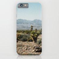 Nevada Desert Scene iPhone 6 Slim Case