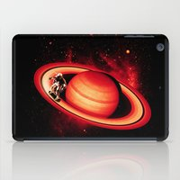 SATURN SKATING iPad Case