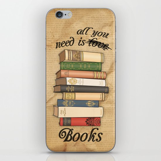 all you need is... iPhone & iPod Skin