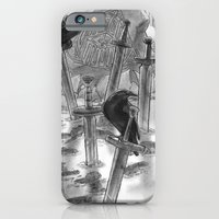 One Winter's Due iPhone 6 Slim Case