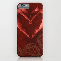 iPhone & iPod Case featuring Lovers by Fran Duncan