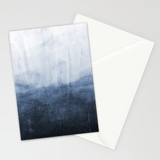 The Storm - Ocean Painting Stationery Cards