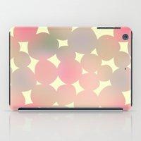 ombre pebbles iPad Case