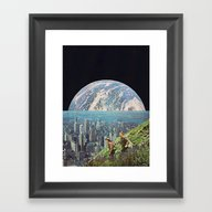 'Discovery/ Presentation… Framed Art Print