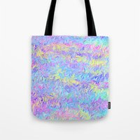 Four Colors Tote Bag