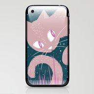 Cat Burgular iPhone & iPod Skin