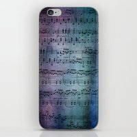 The Symphony iPhone & iPod Skin