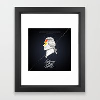 PRINT Nº017 Framed Art Print