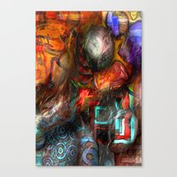 Differing Perspective Canvas Print