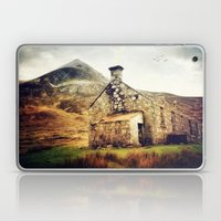 Bothy In The Highlands Laptop & iPad Skin