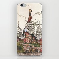 Moscow II iPhone & iPod Skin