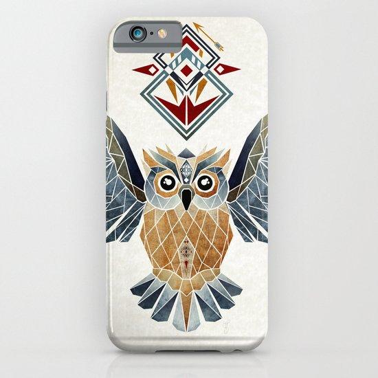 owl winter iPhone & iPod Case