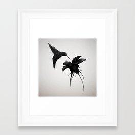 Framed Art Print - Chorum - Ruben Ireland