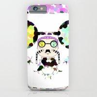 iPhone & iPod Case featuring Monsieur Steams by Michelle Garayburu