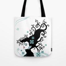 Audrey Hepburn Natural line Tote Bag