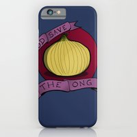 God Save The Ong iPhone 6 Slim Case