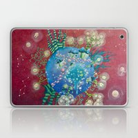the planet of the lights Laptop & iPad Skin