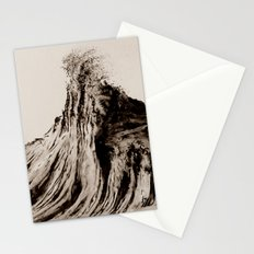 WAVE #2 - sepia Stationery Cards