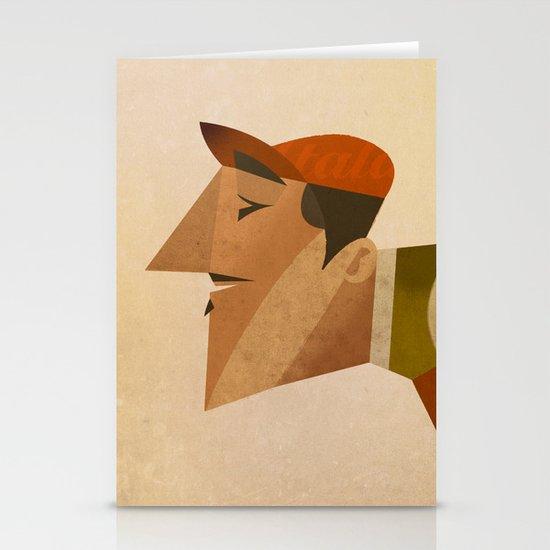 Italo Stationery Card