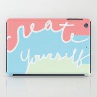 create yourself iPad Case