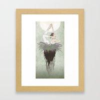 For Albert Framed Art Print