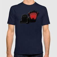 Rear Window Spookers Mens Fitted Tee Navy SMALL