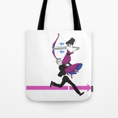 The Greatest Show On Earth Tote Bag