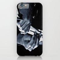 iPhone & iPod Case featuring Music Has No Color by Biff Rendar