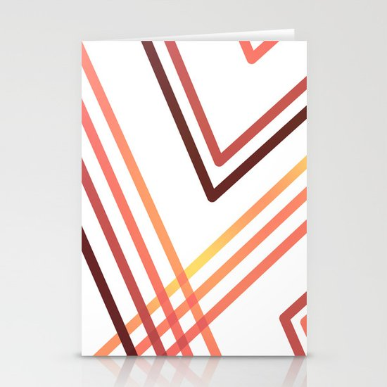 Crossing Paths Stationery Card