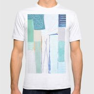 Pescatore Mens Fitted Tee Ash Grey SMALL