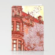 Bostonia Stationery Cards