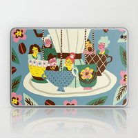 The Coffee Carousel Laptop & iPad Skin