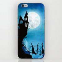 Witch Sisters Journey Ho… iPhone & iPod Skin