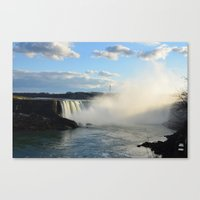 Niagara Waterfall Canvas Print