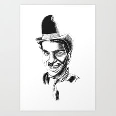 The Comedians Art Print